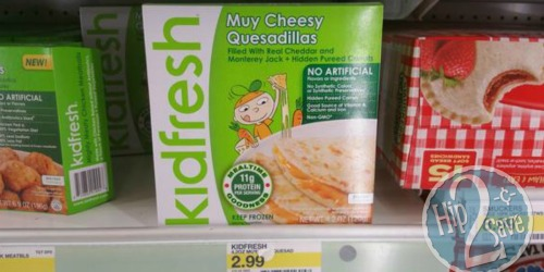 Target: KidFresh Meals Only 30¢ (After Ibotta)