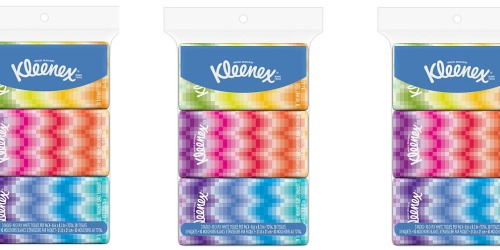 Sign Up to Possibly Test a FREE Kleenex Mini