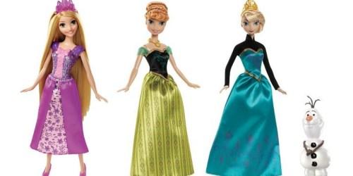 Kohl's.com: Nice Buys on Disney Princess Dolls
