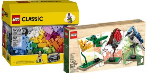 Walmart: Save BIG On LEGO Sets – Including Lego Ideas Birds