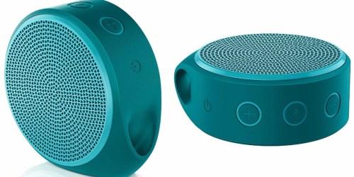 Kmart.com: Logitech Mobile Wireless Speaker Only $10 + Earn $3 SYW Points (Regularly $19.99)