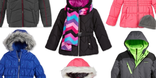 Macy's.com: Kids & Baby Puffer Coats and Jackets Only $19.99 (Regularly Up to $130)