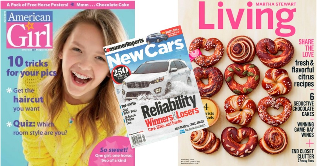 Weekend Magazine Sale Save On Consumer Reports American