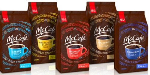 *NEW* $1.50/1 McCafé Ground Coffee Coupon = 12oz Bags Only $4.49 at Target & Walgreens