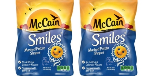 New $0.55/1 McCain Smiles Product Coupon