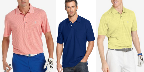 Macy's: Men's Polo Shirts ONLY $7.99 (Regularly Up To $60) – Polo, Kenneth Cole & More!