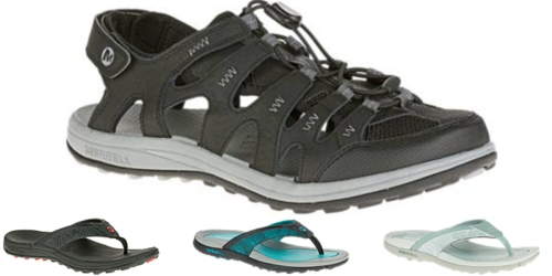 Up to 60% Off Merrell Sandals + Free Shipping