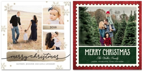 Tiny Prints: 10 FREE Holiday Cards (Just Pay Shipping)