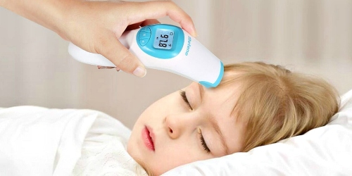 Amazon: Metene Digital Infrared Forehead Thermometer Just $18.89