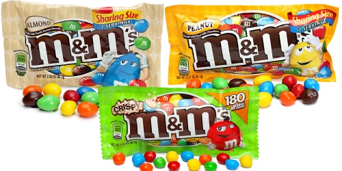 Kroger: FREE M&Ms Candy (Must Load eCoupon)