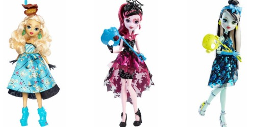 ToysRUs: Monster High Dolls Starting at $10 (Regularly $19.99)