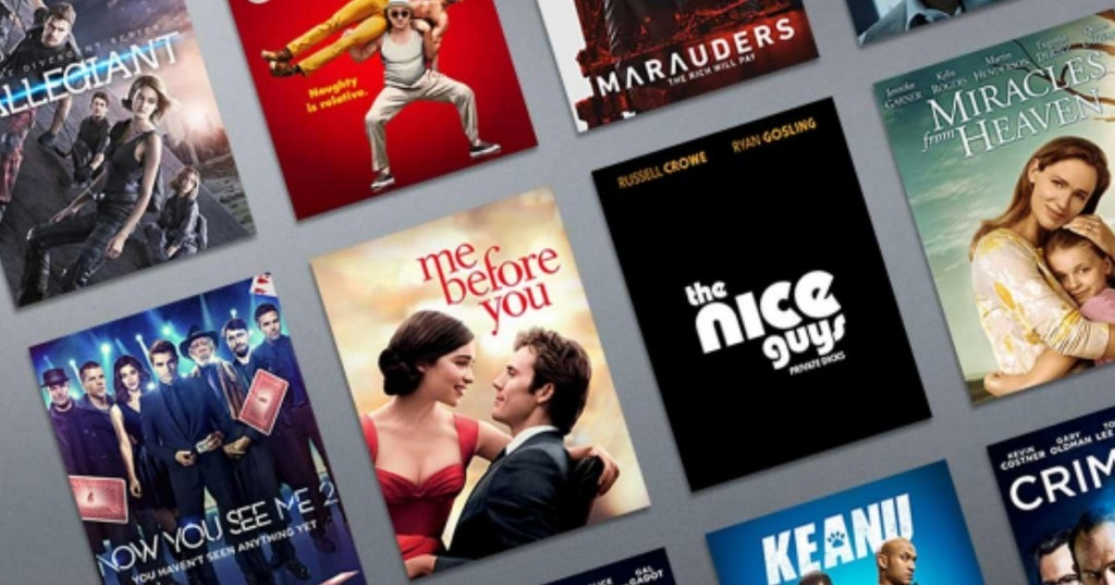Amazon Prime: Select 99¢ Movie Rentals (Me Before You