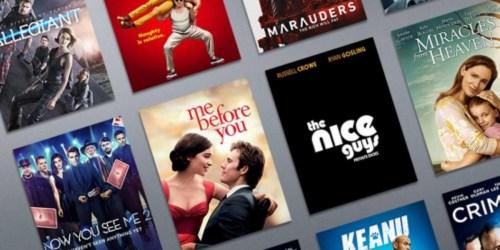 Amazon Prime: Select 99¢ Movie Rentals (Me Before You, Allegiant & More)