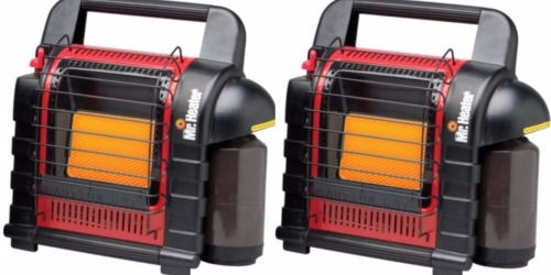 Cabela's: Mr. Heater Reconditioned Portable Heater Only $59.99 Shipped (Regularly $104.99)