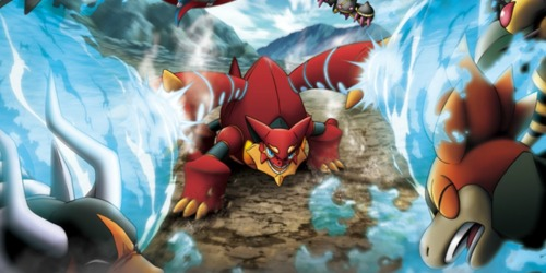 GameStop: FREE Mythical Pokémon Volcanion Character (Starting October 10th)
