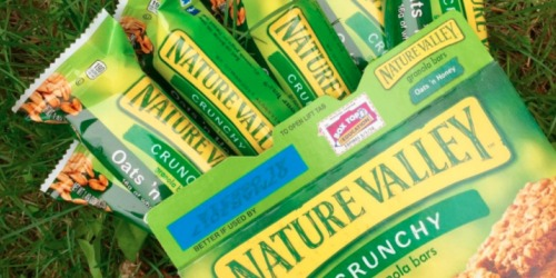 Target: Nature Valley Granola Bars Only $1.50 (After Checkout 51)