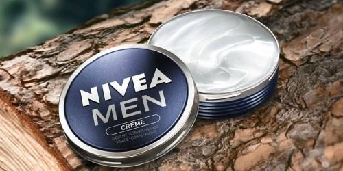 FREE Sample of NIVEA Men Creme (Still Available!)
