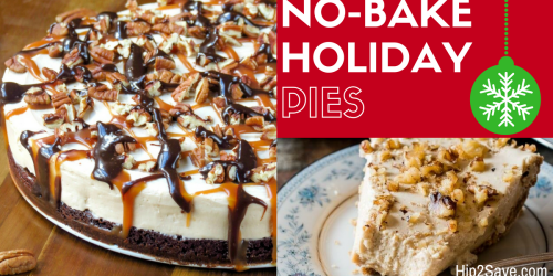 10 Super Simple No-Bake Holiday Pies