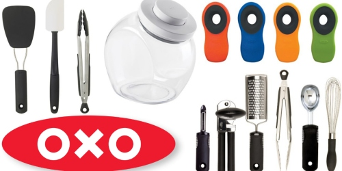 Bloomingdale's: 20% Off OXO Items = 3-Piece Good Grips Cookware Tool Set Just $7.67 Shipped + More