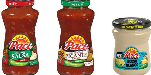 New $0.50/1 Pace Coupon = $1.54 Salsa At Target