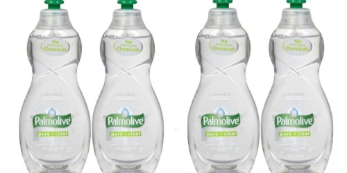 New $0.25/1 Palmolive Dish Liquid Coupon = 10-oz Soap Only 67¢ at Target (After MobiSave)