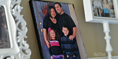 Love Photo Canvases? Here's How to EASILY Make Your Own at Home…