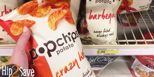 Target: PopChips $1.34 Per Bag (Reg. $2.99 Each)