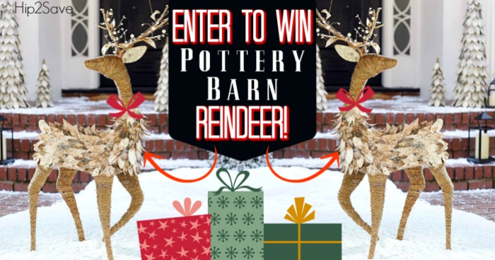 Pottery Barn Hip2Save Giveaway