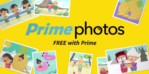 Amazon Prime Photos: Members Can Now Share Unlimited Photo Storage Space with Up to 5 People