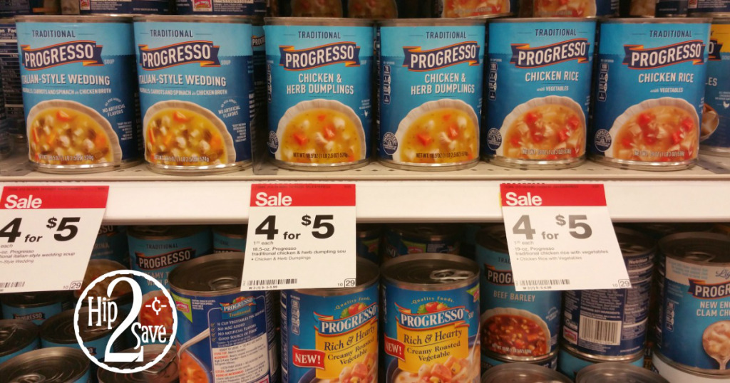 graphic regarding Printable Progresso Soup Coupons called Refreshing Progresso Soup Coupon codes \u003d Soup As Very low As 60¢ at Emphasis