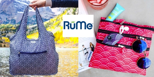 RuMe.com: Extra 30% Off Select Totes & Organizers = $5.57 Mini Tote, $10.47 Crossbody Purse + More