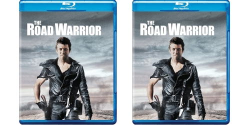 Mad Max: The Road Warrior Blu-Ray Disc Only $5 (Regularly $14.97)