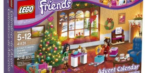 LEGO Friends Advent Calendar Only $23.99