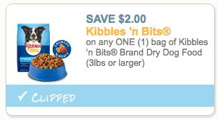 Kibbles n Bits Coupon