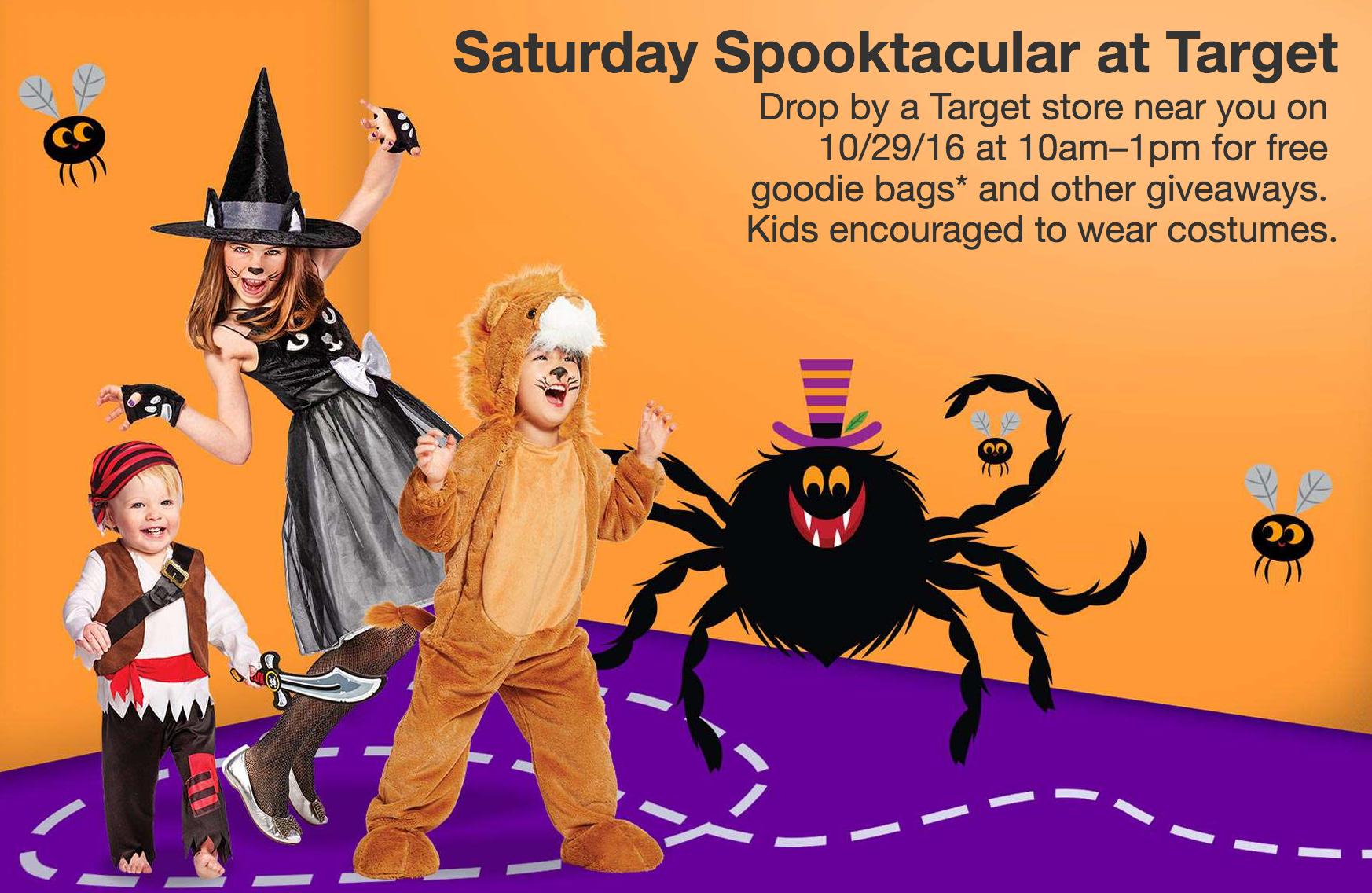 Target Halloween Spooktacular
