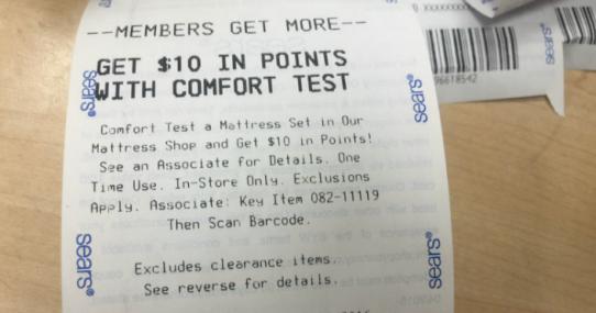 Shop Your Way Rewards