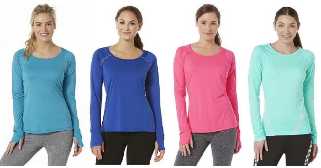 75403f24a99f6 Sears  Women s Activewear Only  3.99 (Reg. up to  48) - Hip2Save