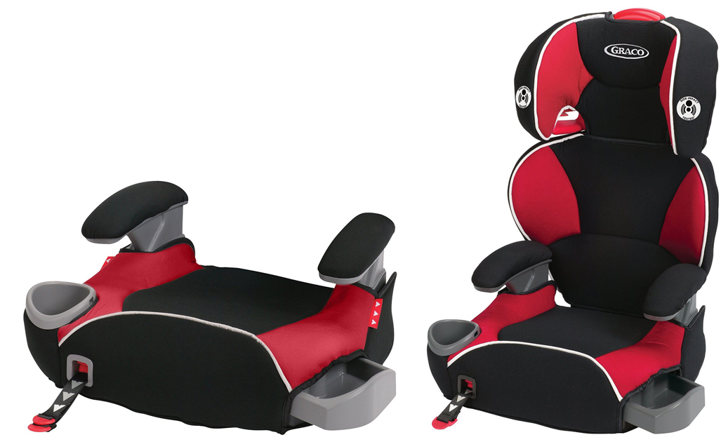 Free Shipping Graco Affix Youth Booster Seat with Latch System New Atomic