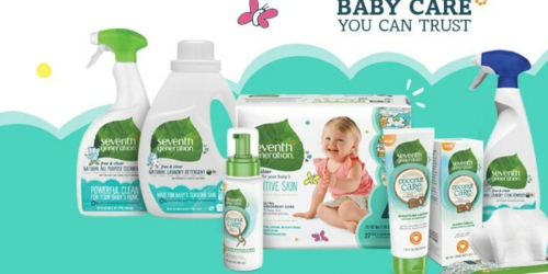 Possible FREE Seventh Generation Baby Sample Kit w/ Diapers, Wipes & More (Check Your Account)