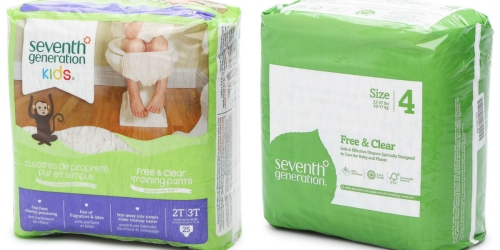 Hollar.com: 30% Off ANY One Item = Seventh Generation Training Pants Just $4.20