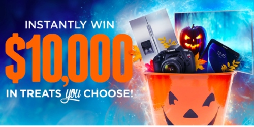 $10,000 Bag of Treats Sweepstakes: Over 500,000 Win Points (Shop Your Way Members Only)