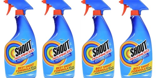Amazon Prime: Shout Advanced Action Gel Only $2.68 Shipped