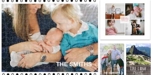 Shutterfly: Free 8X10 Prints, Personalized Photo Magnets, Puzzles & More (Just Pay Shipping!)
