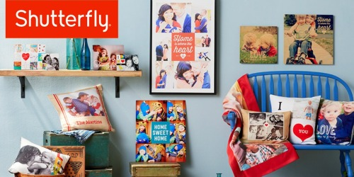 Shutterfly: $20 Off ANY $20 Purchase – Order Your Holiday Gifts or Cards Now On The Cheap