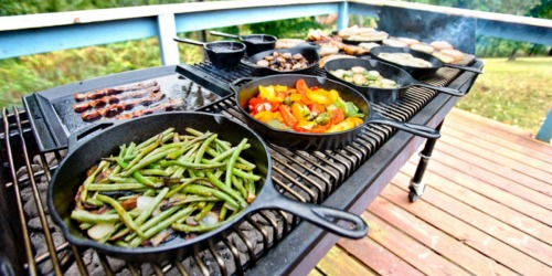 Nice Buys on Lodge Cast Iron Skillets & Griddles