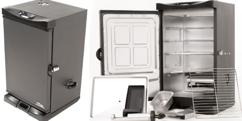 Amazon: Masterbuilt Electric Digital Smoker Only $187.39 Shipped (Regularly $249.99)