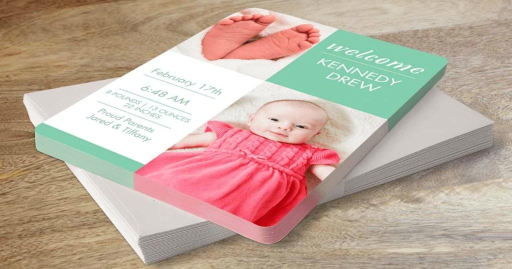 Snapfish: Extra 75% Off 5x7 Flat Stationery Cards | Hip2Save