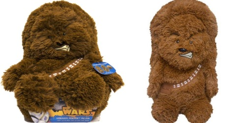 Star Wars Chewbacca 14″ Hideaway Pet as Low as $7.19 Shipped (Regularly $19.99)