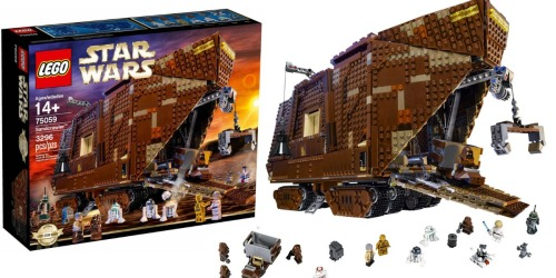 Nice Savings on LARGE Star Wars LEGO Sets