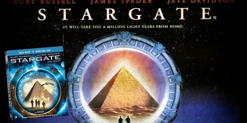Stargate 20th Anniversary Blu-Ray DVD + Digital HD Copy Only $4.96 (Regularly $12.98)